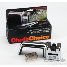 AFILADOR MANUAL CHEFS CHOICE