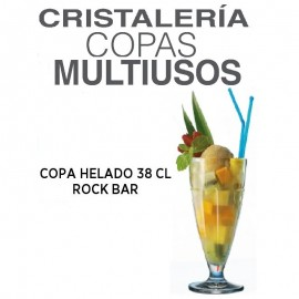 COPA HELADO ROCK BAR 38 CL
