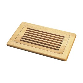 TABLA DE CORTAR PAN 38X25X2CM METALTEX