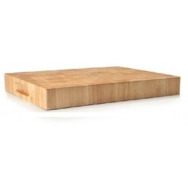 TABLA DE CORTE RUBBER WOOD 33X25X4CM