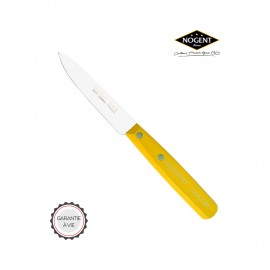 CUCHILLO NOGENT COLOR AMARILLO