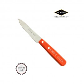 CUCHILLO NOGENT COLOR NARANJA